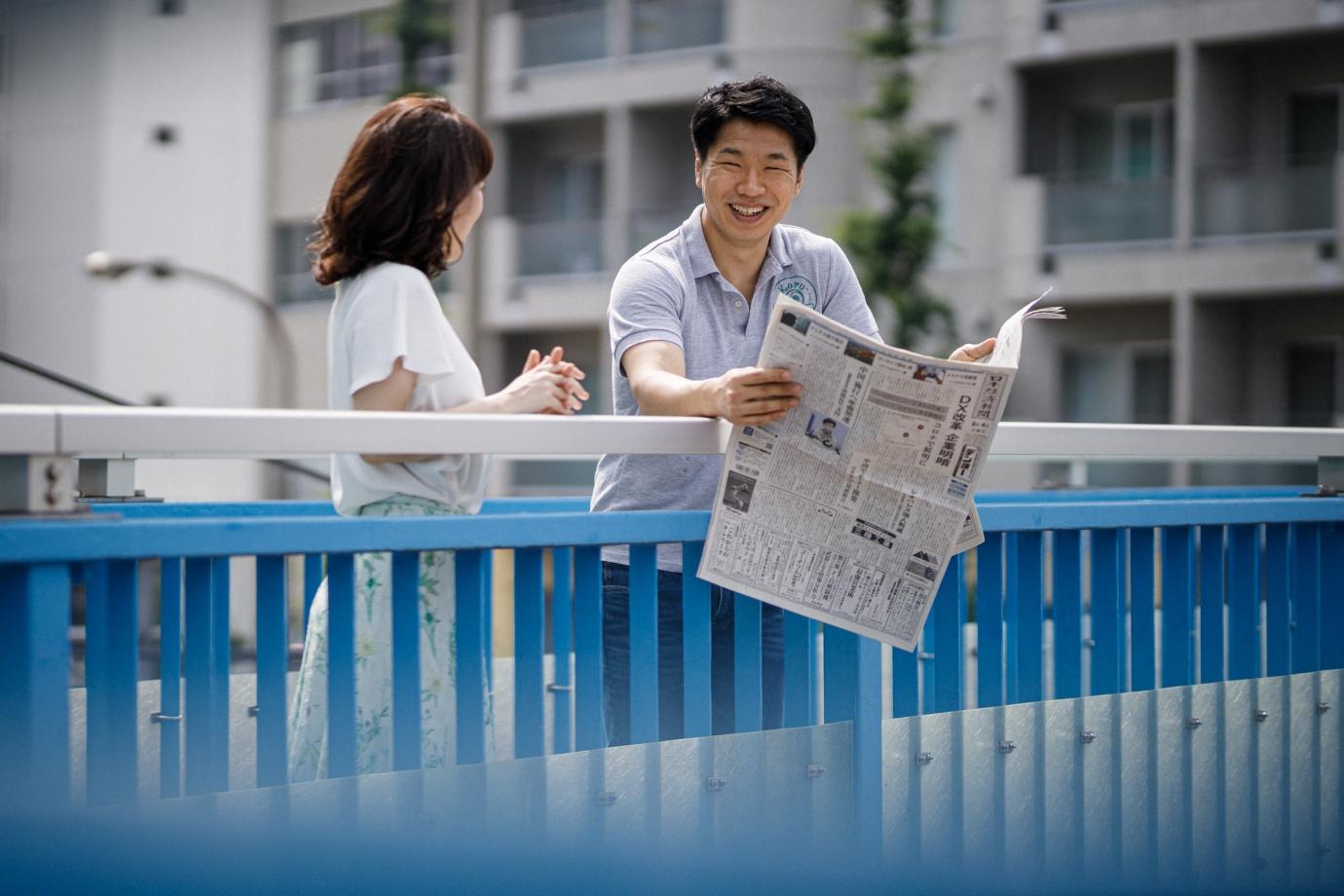 南 祐貴さん セカニチ 世界最速で日経新聞を解説する男 博報堂 Koru-workers株式会社 代表取締役