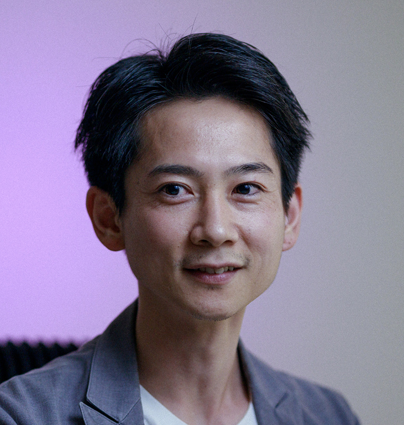 田井譲さん