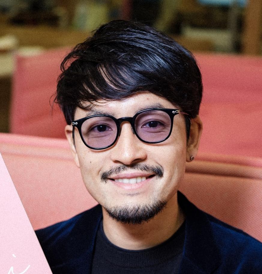 2代目バチェラーとして知られ現在GHOST代表取締役を務める小柳津林太郎さん