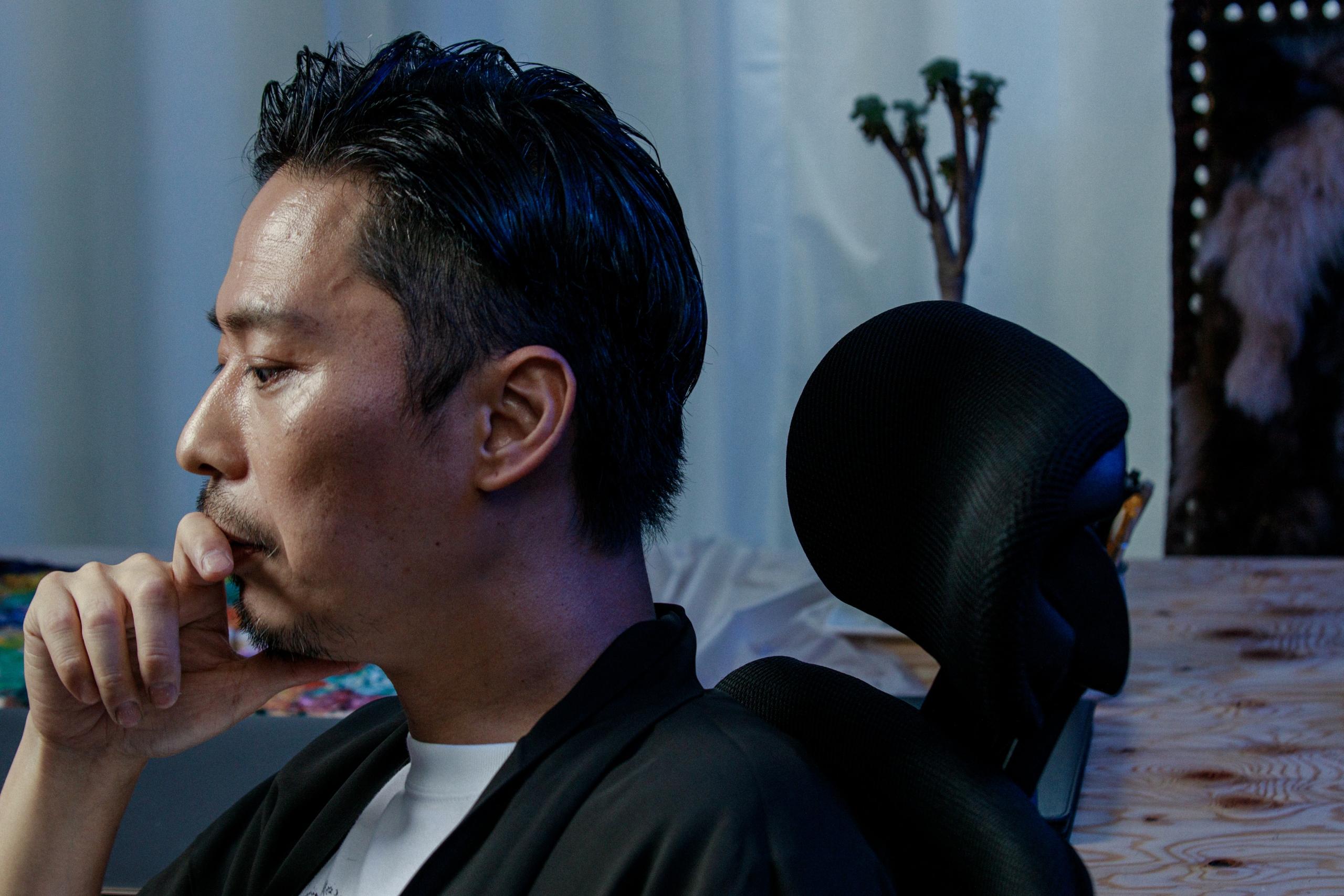 バチェラー・ジャパン司会進行役・アーティスト・俳優「硫黄島からの手紙」坂東工さん