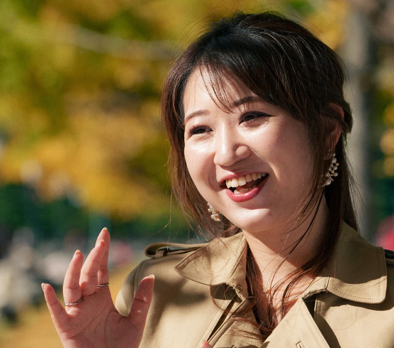 現役CAの立川小夏さん