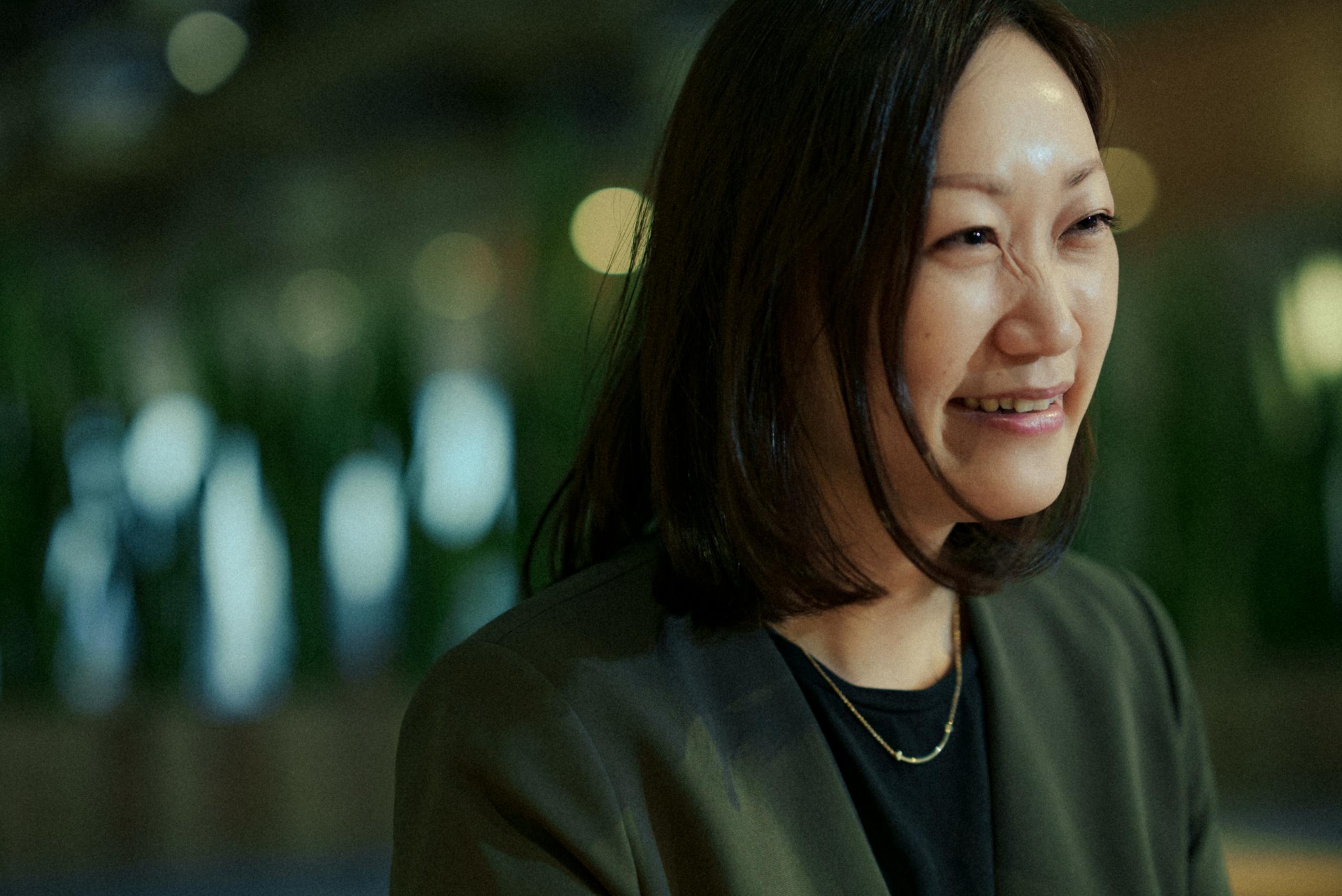 サイバーエージェントで執行役員、採用戦略本部本部長を務める石田裕子さん