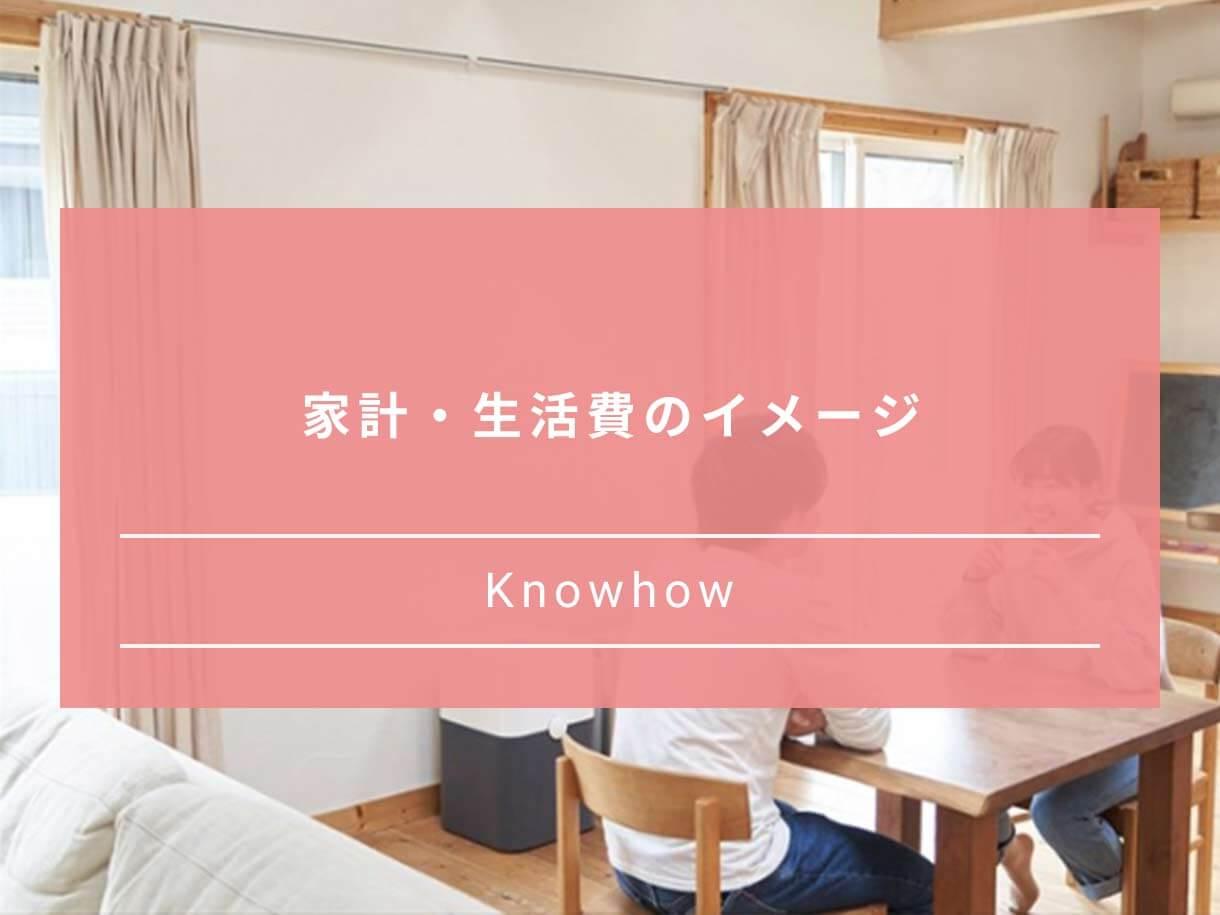 手取り25万円のリアルな家計・生活費イメージ