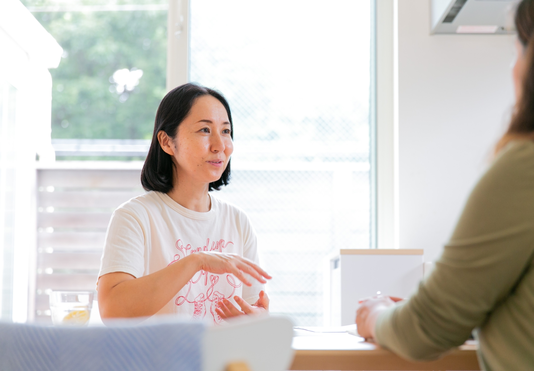 実験台は、自分の体。産後ケアからシングルマザー支援まで「すべての母を幸せにする」吉岡マコさんの決意