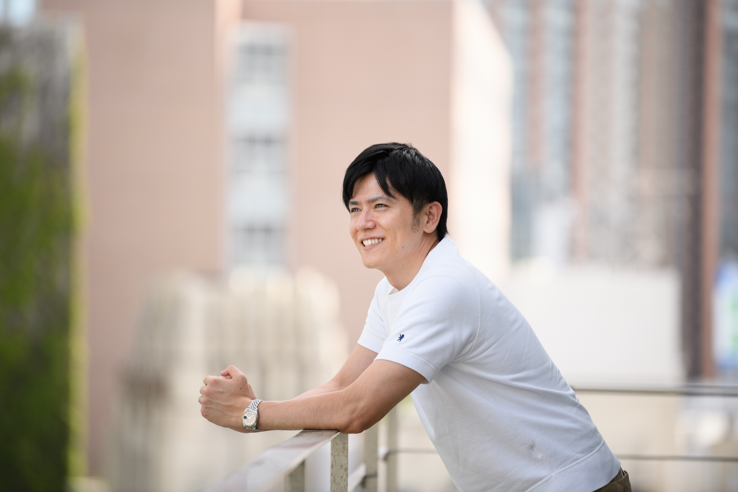 夢は、日本一のイベント司会者。フリーアナウンサー・青木源太さんに聞く「活躍できる場所の見つけ方」